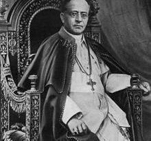 XI. Pius - Onbirinci Pius kimdir?